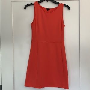 Theory Size XS (P) Daniko Pryor Coral Dress